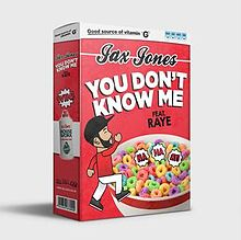Jax Jones – You Don't Know Me